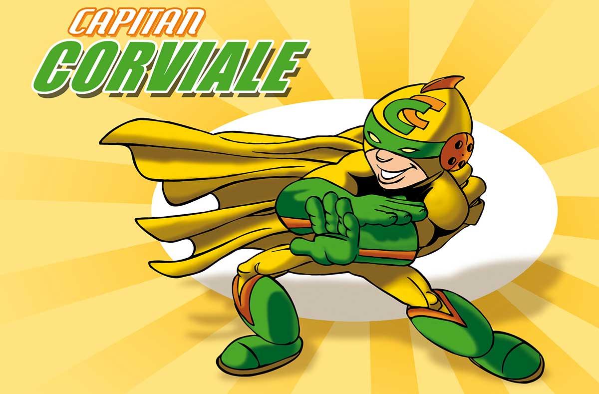 Capitan Corviale 2